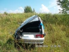 В Новоторъяльском районе разбилась «четырнадцатая» — водитель погиб