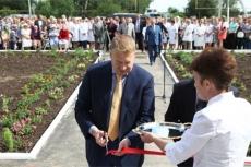 Леонид Маркелов открыл в Старом Торъяле фельдшерско-акушерский пункт