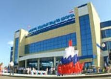 В столице Марий Эл открыт Дворец водных видов спорта