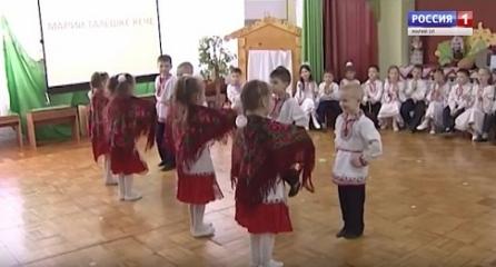 Детская передача «Шонанпыл» 16 05 2018