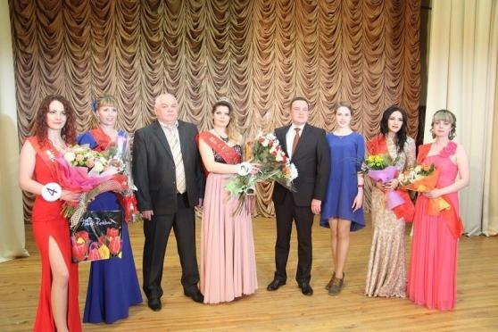 Звание «Мисс ГАИ-ГИБДД» завоевала Алина Хромеева