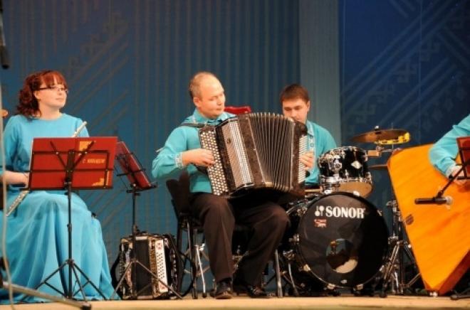 Оркестр «Марий кундем» представит программу «Русь раздольная»
