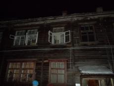 В Волжске на пожаре погибли две пожилые женщины