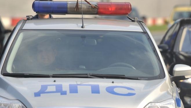 Полицейские устроили погоню за пьяным водителем
