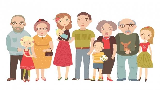 «Большая семья» приглашает многодетные семьи на семинар