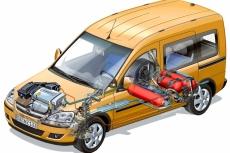 Незаконная установка газового оборудования на авто влечет за собой не только штраф, но и штраф-стоянку
