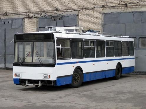 В субботу на маршрут № 10 выйдет новый троллейбус