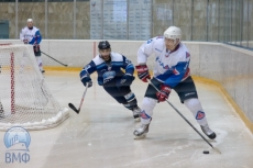 Хоккеисты из Карелии взяли реванш за поражение в Волжске
