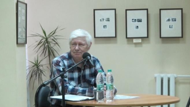 Выставочный проект «Край Марийский» завершился творческой встречей