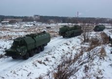 Ракетчики из Марий Эл начали зимние учения