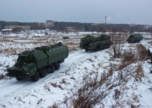 Йошкар-Олинская ракетная дивизия переходит с «Тополя» на «Ярс»