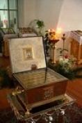 Сельские храмы Марий Эл обзаводятся ковчегами со святыми мощами