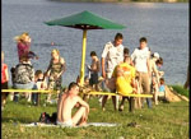 В столице Марий Эл завершился самый длинный купальный сезон за последние годы