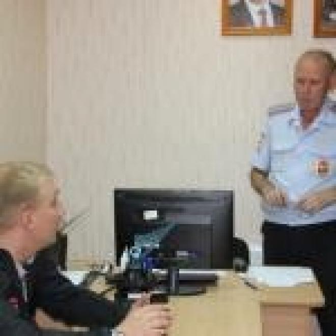 Представители общественности проверили опорные пункты охраны правопорядка Йошкар-Олы