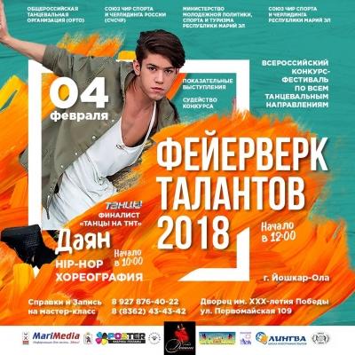 Фейерверк талантов—2018