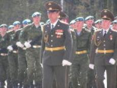 Выпускники столичных вузов Марий Эл пополнят элитные рода войск Российской Армии