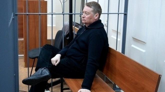 Леонид Маркелов пожаловался на временное лишение зрения из-за условий в СИЗО