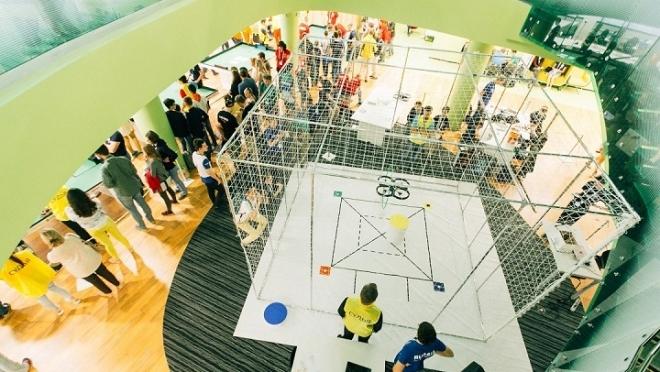 Школьники из Марий Эл примут участие во Всероссийской робототехнической Олимпиаде