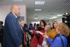 Николай Валуев сплясал под марийскую плясовую