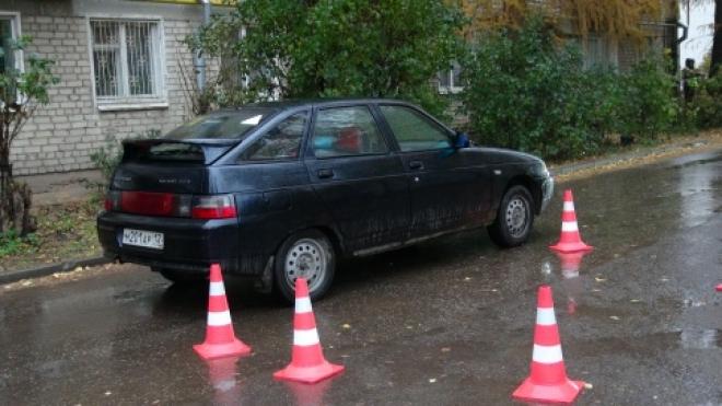 Пьяная йошкаролинка попала под машину