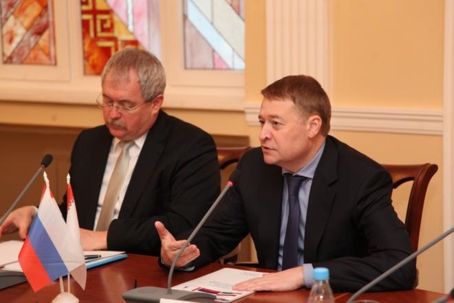 Марий Эл и Венгрия будут поднимать сельское хозяйство республик общими усилиями