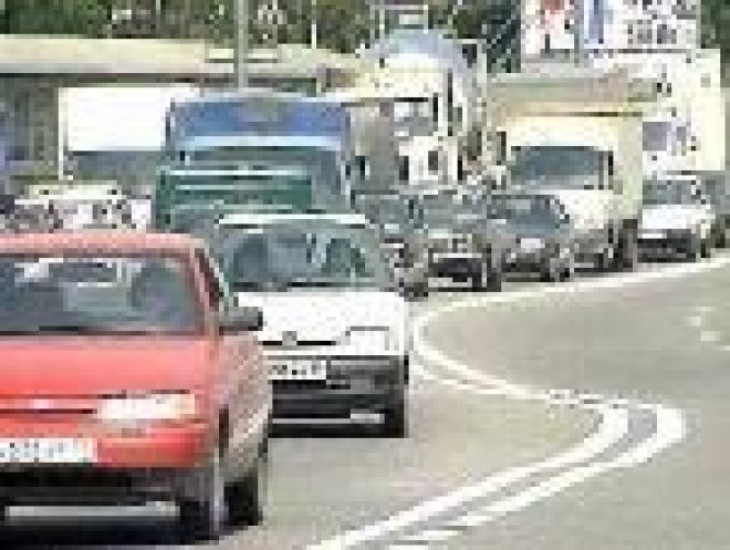 В Марий Эл второй день военная техника блокирует дороги