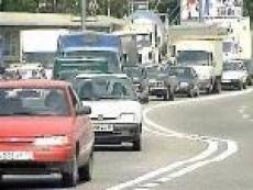 Йошкаролинские водители опять рискуют попасть в пробку