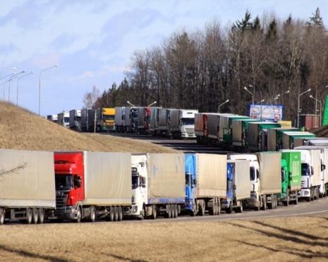 Летом дороги Йошкар-Олы закроют для грузового автотранспорта
