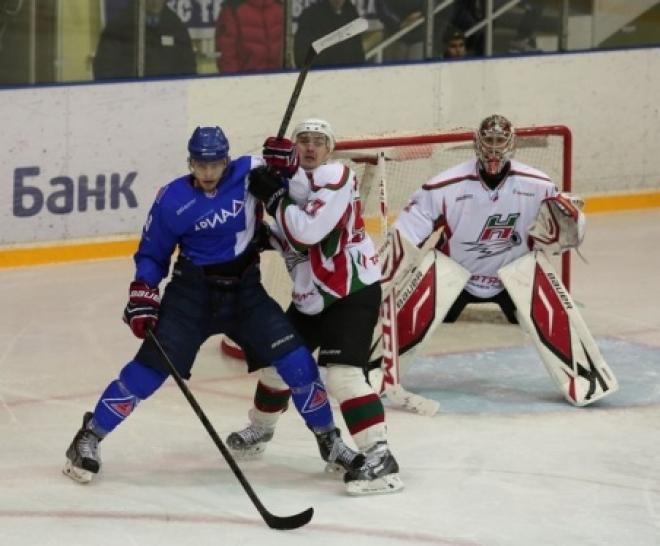 «Ариада» взяла реванш у «Нефтяника» за поражение в Альметьевске