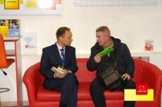 В Йошкар-Оле клиенты «Дом.ru» лично пообщались  с топ-менеджерами компании