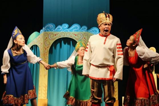Марийский республиканский театр-центр открывает юбилейный гастрольный тур