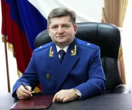 Новый прокурор Марий Эл проведет первый прием