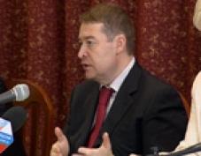 Президент Марий Эл Леонид Маркелов встретился со своими коллегами в Уфе
