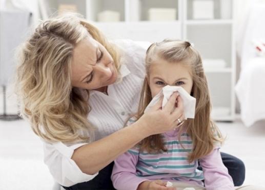В Марий Эл дошкольников захлестнула волна простудных заболеваний