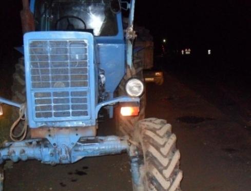 Йошкар-олинского тракториста задавил трактор