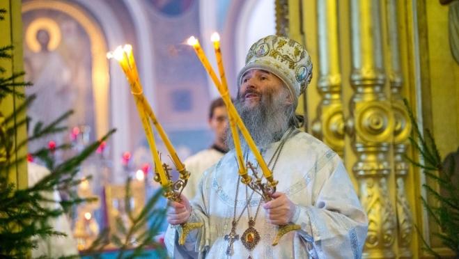 Глава Марийской митрополии удостоен высокой награды в честь своего юбилея