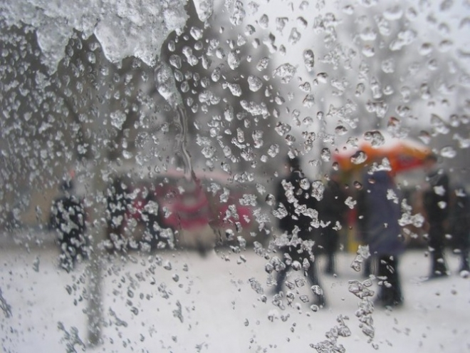 Холодная, снежно-дождливая погода пришла в Марий Эл надолго