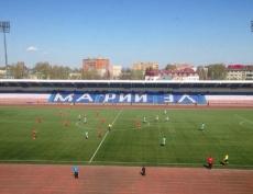Сегодня в Йошкар-Оле большой футбольный день