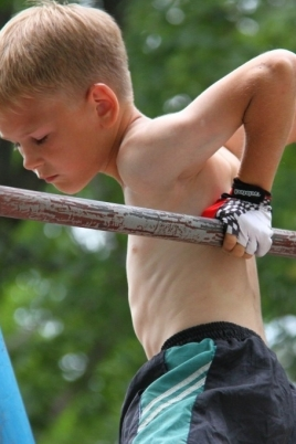 Всероссийский день дворового спорта постер