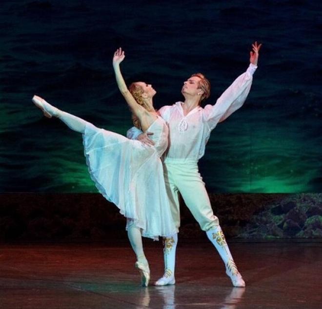 Балетная труппа из Марий Эл продолжает гастроли в Китае