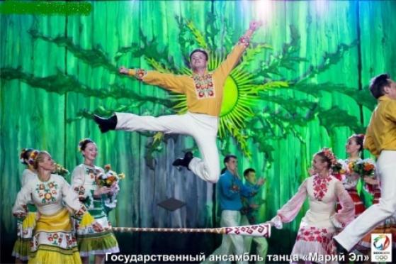 Марийские артисты вернулись из Сочи