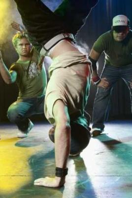 Финал республиканского фестиваля хип-хоп культуры: