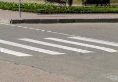 В Йошкар-Оле на пешеходном переходе сбили молодого мужчину