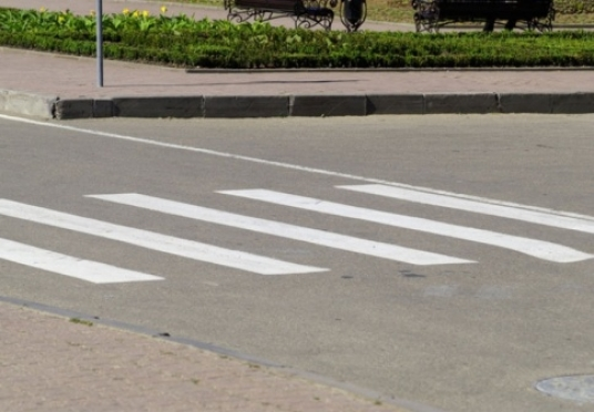 В Йошкар-Оле на пешеходном переходе сбили третьеклассника