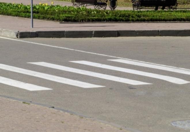 Сотрудники ДПС Йошкар-Олы готовят «засады» на пешеходных переходах