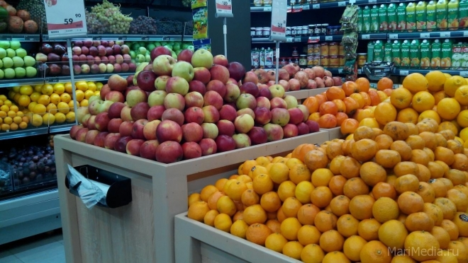 Стоимость минимального набора продуктов питания в сентябре оказалась рекордно низкой