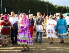 Марийский танец сплотил фольклорные ансамбли из разных регионов России