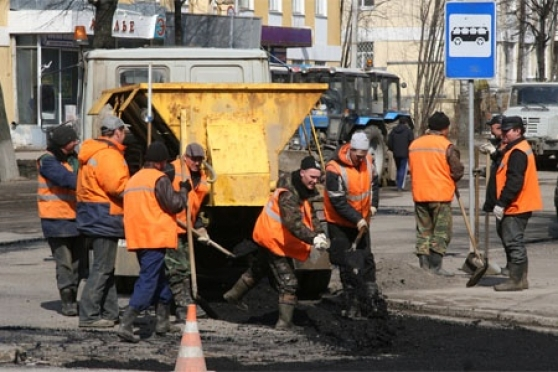 Ремонт дорог в Марий Эл будет вестись в три смены