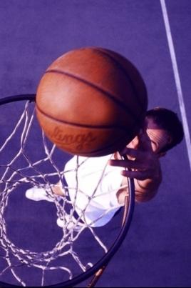 Всероссийские соревнования по уличному баскетболу «Оранжевый мяч-2014» постер