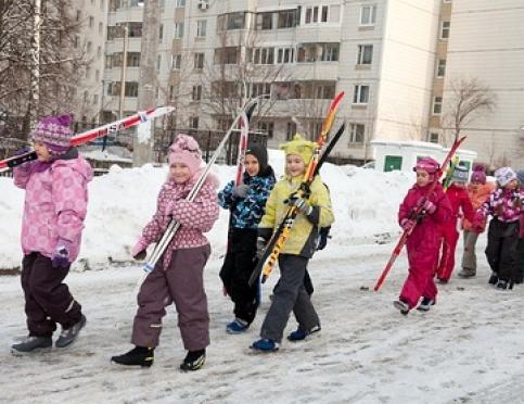 Учеба в зимний сезон: не ходить в школу или не идти на физкультуру?
